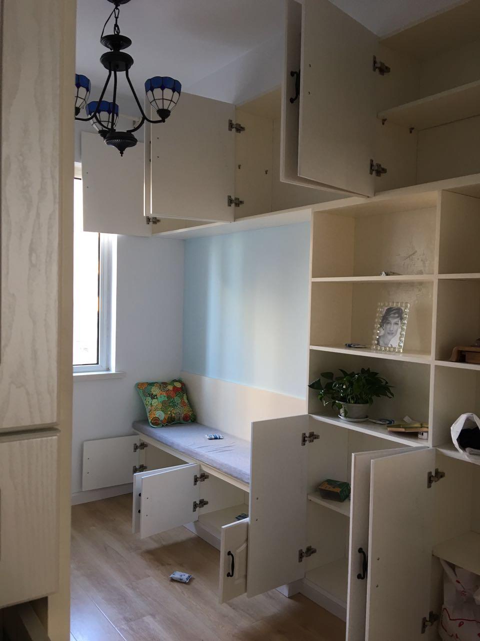 地中海风格二居室