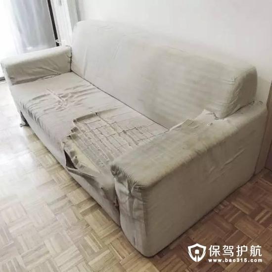 家居省钱有妙招,旧沙发翻新自己动手DIY