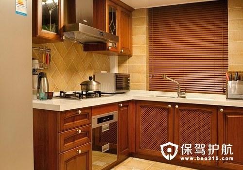 如何验收厨房?