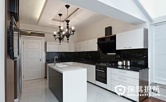 厨房吊顶适合用什么颜色?