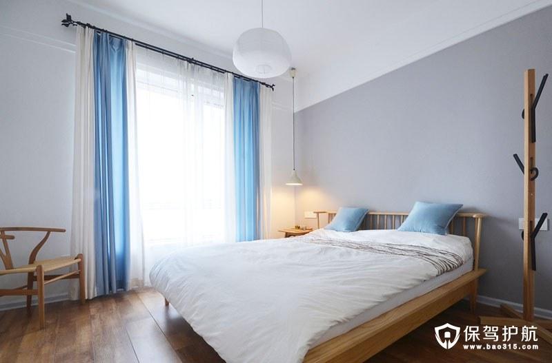 正方形卧室布置效果图欣赏
