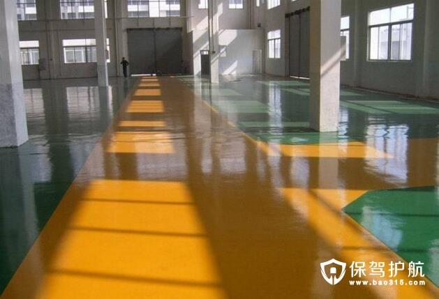 工业地板漆有哪些缺点?