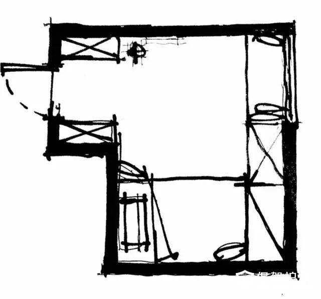 巧用空间,8平米公寓也能装出极致