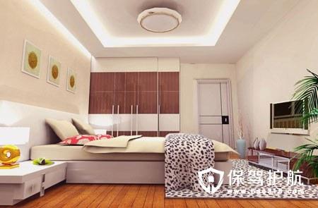 卧室装潢3大注意要点