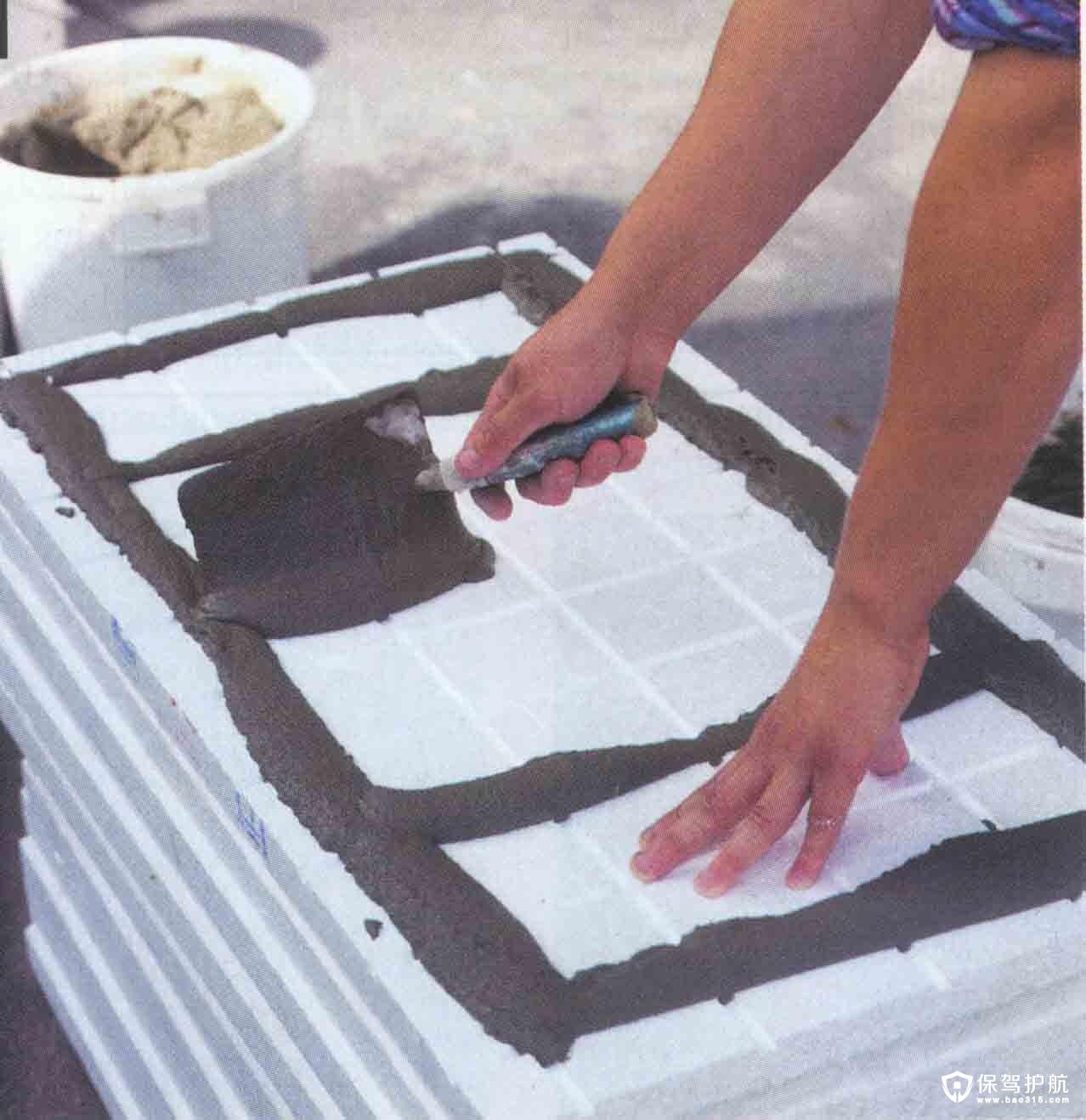 外墙保温砂浆的优点及施工工艺介绍