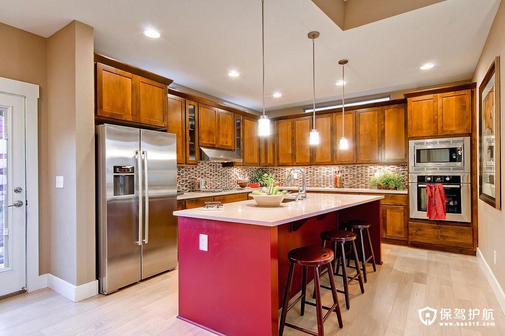美美的厨房装修图片大全