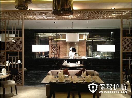 中餐厅厨房要如何装修设计?