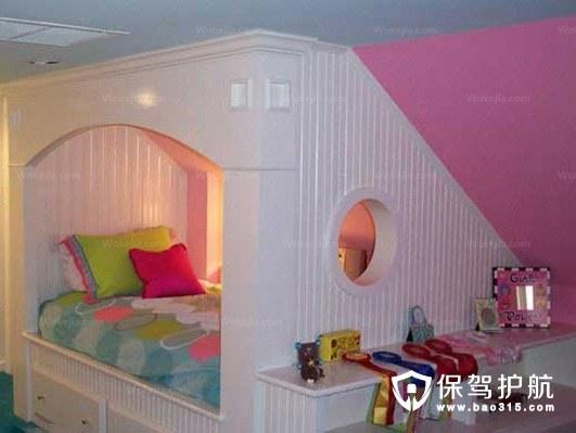 一下自己的小房间,一间可爱的房间对我们的孩子来说