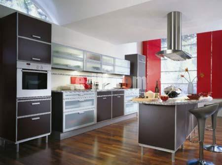 厨房装修需注意 五种橱柜零件介绍