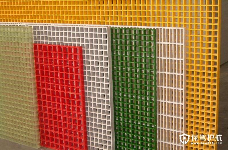 最新玻璃钢格栅价格 玻璃钢格栅规格大全