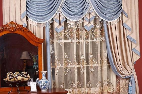 鲁公讲家装 窗帘清洁攻略