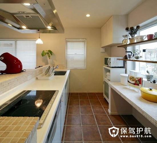 新款的厨房间设计图案例