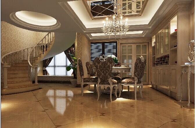 欧式客厅1