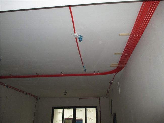 装修电路排线布线