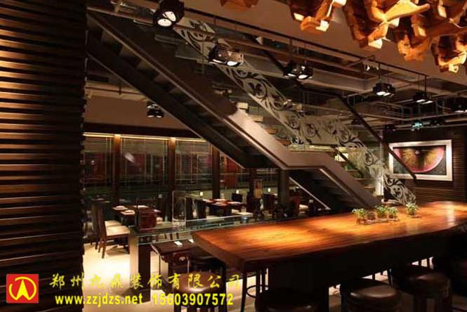 如何进行中式餐厅装修?