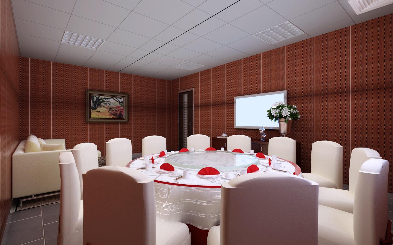 银都国际18层裕塬职工餐厅