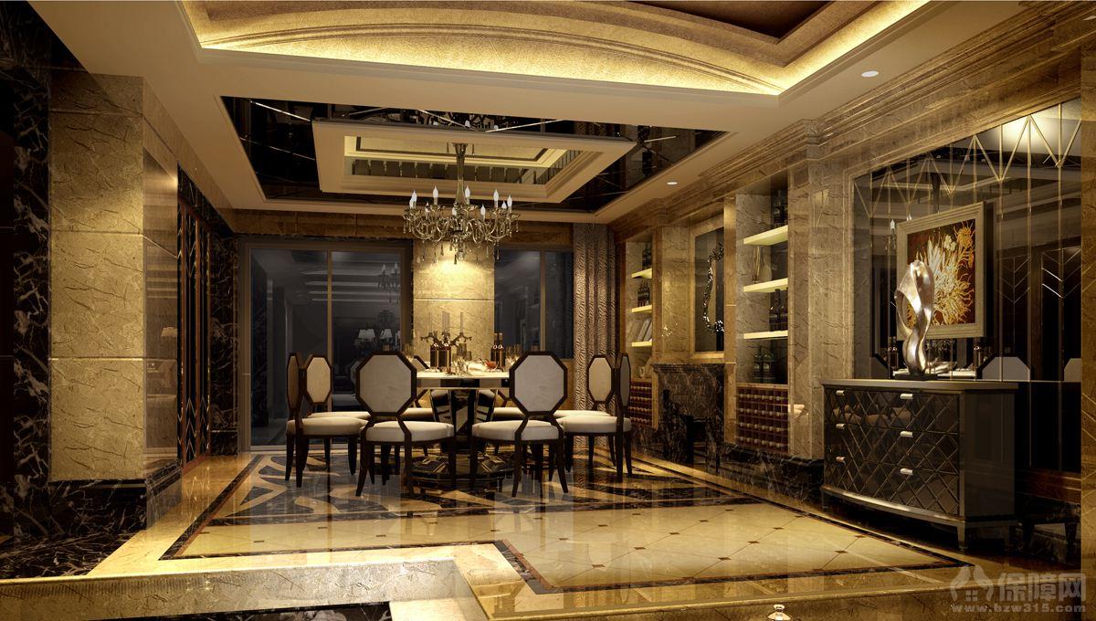 保障网装饰 冠盛装饰 家居设计 现代中式风格: 中式风格户型: 别墅