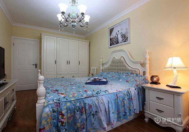 65平米婚房装修 圆一个地中海的梦