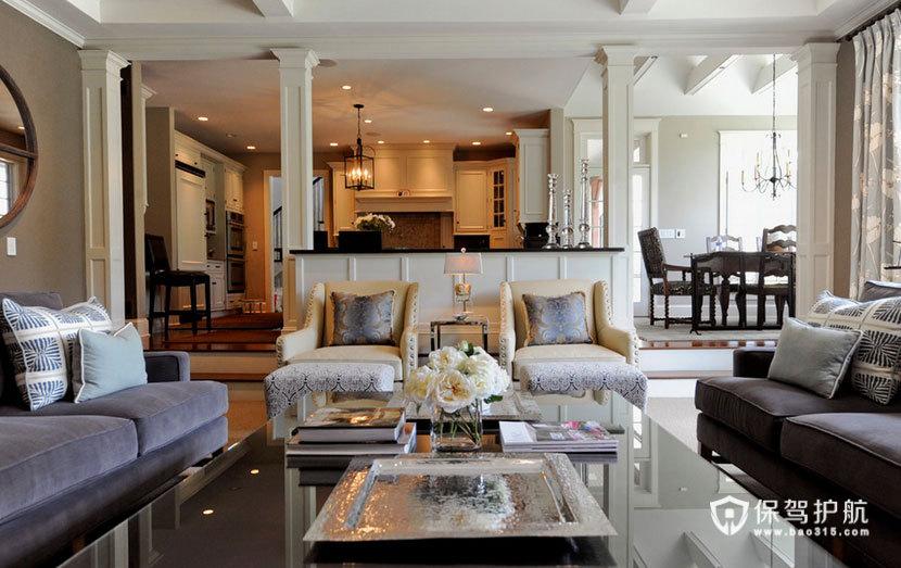 现代欧式风格客厅 ,欧式客厅,客厅沙发,客厅灯,客厅