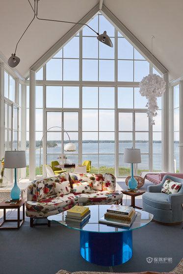 大气  现代欧式风格客厅 ,欧式客厅,客厅沙发,客厅灯,客厅