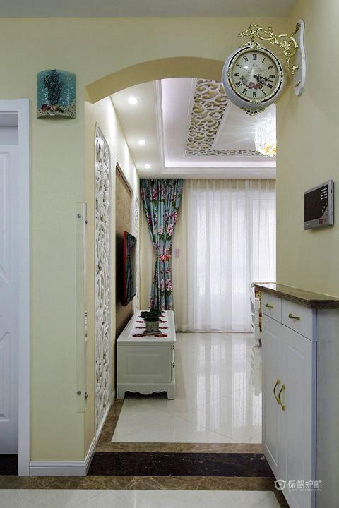 田园风来袭 85平米两居室横空出世 80平米装修,10-15万装修,小清新,田园风格,两室一厅装修,温馨