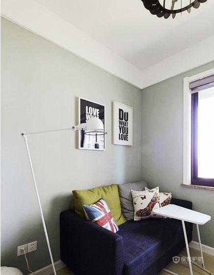 小户型宜家风格简约客厅装修效果图