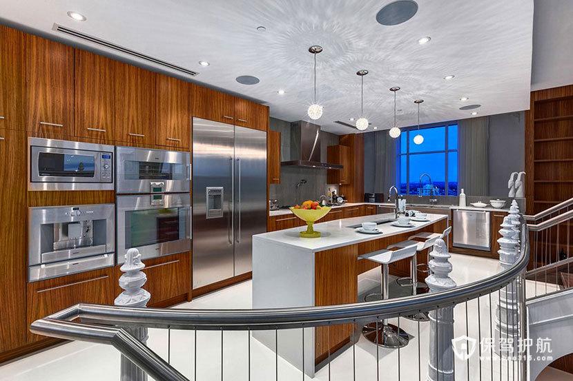 三室一厅复式房 360度俯瞰全景 ,三室一厅装修,复式装修,豪华,厨房