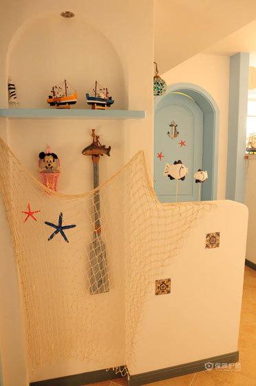 蔚蓝色港湾 一室一厅地中海