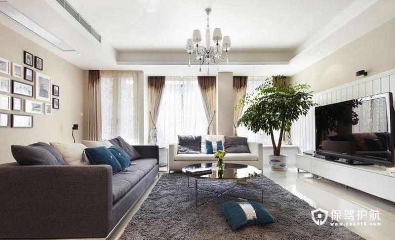现代式简约别墅 低调中的奢华