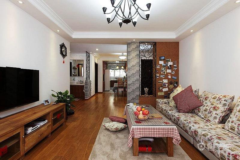 90平米海量毕业照 简单清爽美美的家