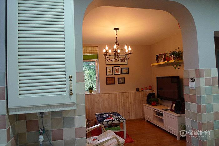 小房子要大收纳 巧装47平米温馨蜗居