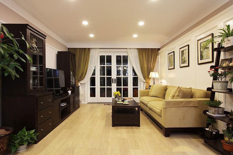 温暖舒适的新家 127平简约美式三居 ,三居室装修,简约风格,美式风格,舒适,120平米装修