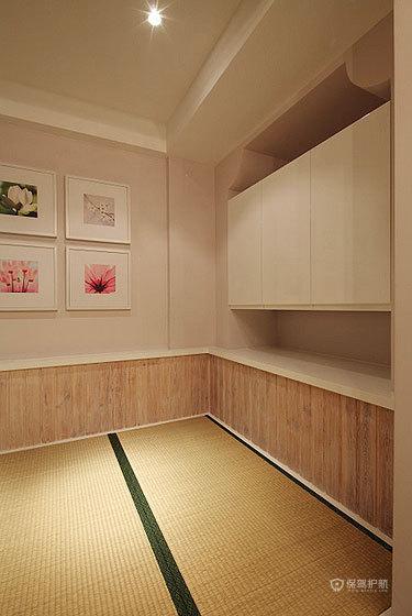 89平低奢小三房 宜家与现代风格混搭 ,三室一厅装修,80平米装修,宜家风格,现代简约风格,混搭风格,奢华,榻榻米