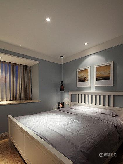 89平低奢小三房 宜家与现代风格混搭 ,三室一厅装修,80平米装修,宜家风格,现代简约风格,混搭风格,奢华,卧室