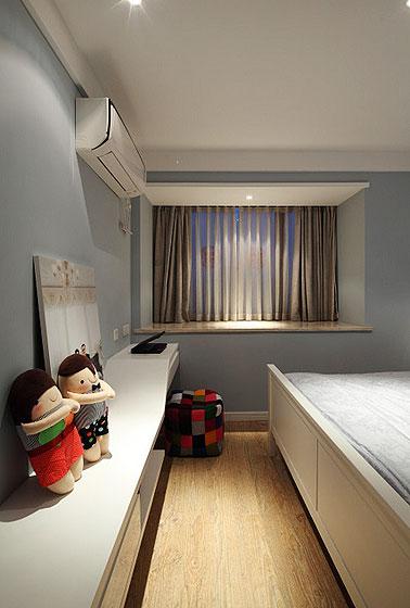 89平低奢小三房 宜家与现代风格混搭 ,三室一厅装修,80平米装修,宜家风格,现代简约风格,混搭风格,奢华