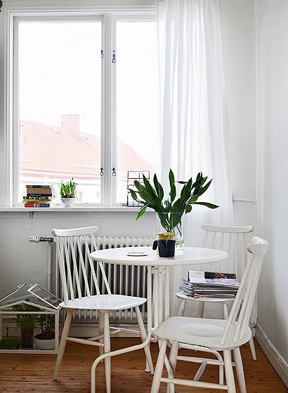 巧妙点缀空间 33平米翠绿单身公寓 ,小户型装修,超小户型,绿色,现代简约风格,日式风格,小清新,单身公寓,餐厅
