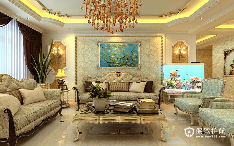 打造清新时尚美居 16种唯美吊顶欣赏 ,欧式风格,小清新,吊顶,客厅
