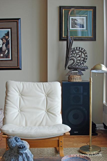 带有艺术之感的家居休闲空间