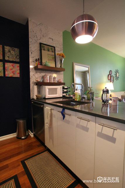 家居吧台装修设计效果图