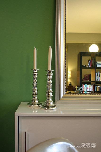 家居精美的烛台装饰效果图