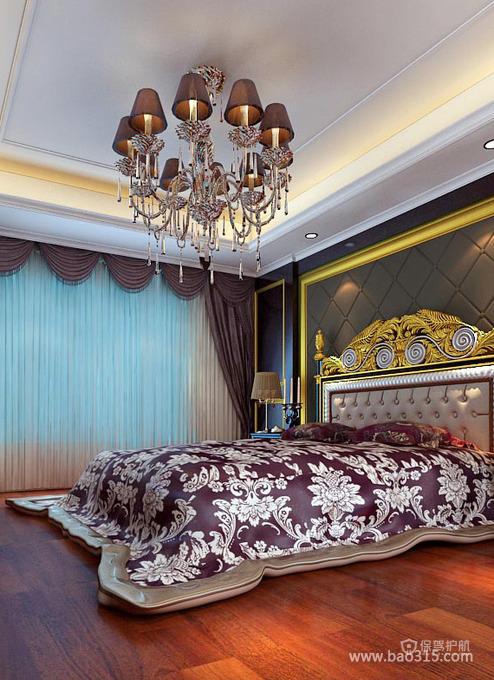 奢华舒适的卧室装修