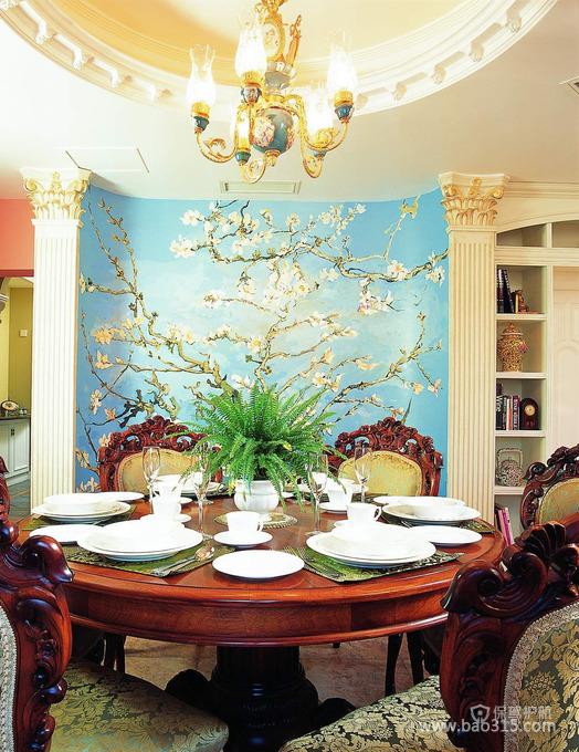 独具魅力的南亚风情餐厅