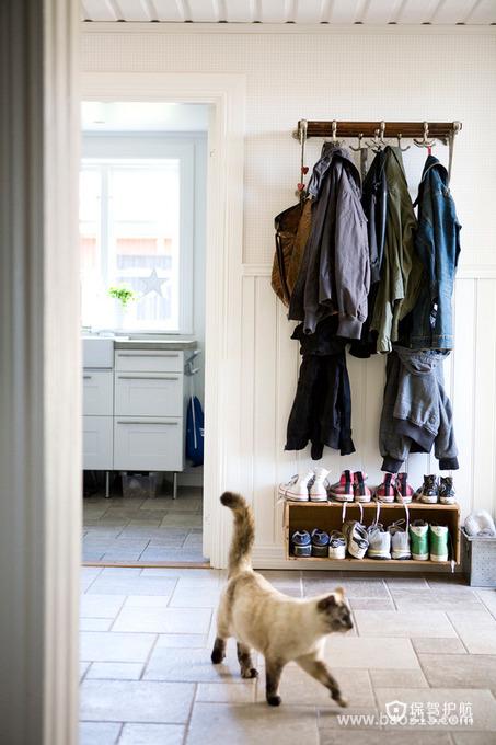 随性小鞋柜制造自由家