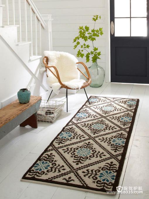 走廊上的地毯风情万种