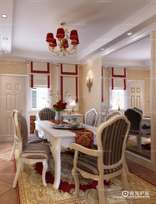 贵气浪漫的法式餐厅共享美味