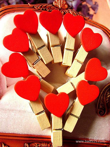 浪漫红心家居用品,为生活注入甜蜜