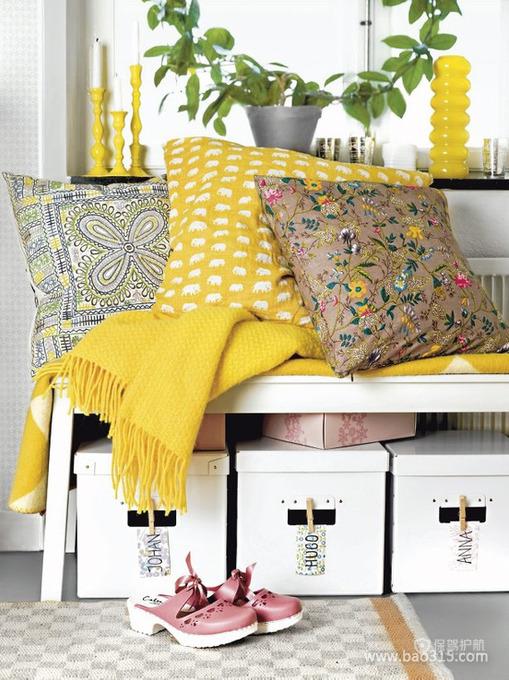 简易鞋柜创造舒适生活
