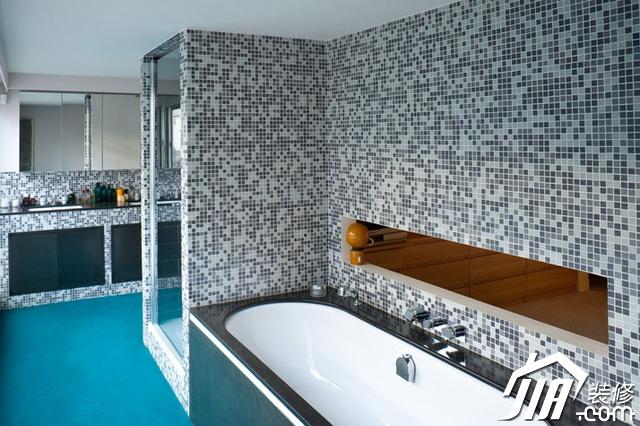 摩洛哥风格三室两厅20平米厨房石材墙…