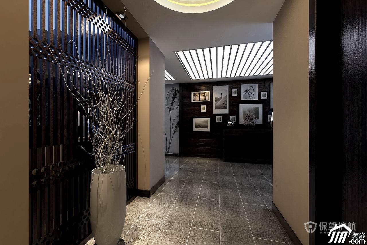 抛弃传统中式 打造奢华欧中式别墅