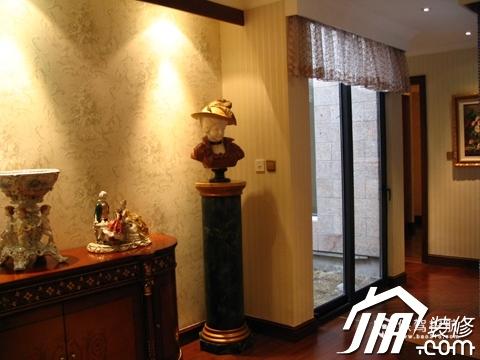 绽放优雅魅力 温馨低调奢华大宅 四房以上装修,豪华型装修,简约风格